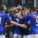 L'Italia esulta con De Rossi e Immobile: 2-0 all'Albania, prosegue la marcia verso il Mondiale