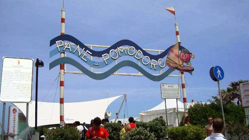 """Bari: inaugurazione del """"Villaggio del mare"""" sulla spiaggia di Pane e Pomodoro"""