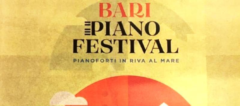 Bari: oggi il gran finale del Piano festival 2018