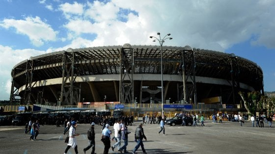 Napoli:  iniziati i lavori di ristrutturazione dei bagni dello Stadio San Paolo