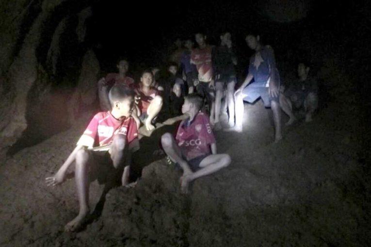 L'incubo dei bambini intrappolati nella grotta in Thailandia diventerà un film