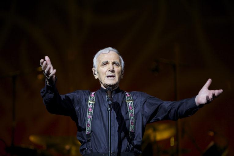 Morto il grande chansonnier Charles Aznavour