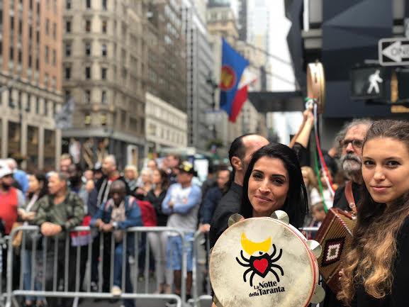 Puglia: Emiliano a New York per il Columbus Day