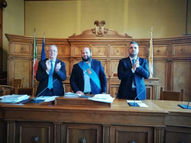 Provincia di Lecce: primo Consiglio per il neo presidente Stefano Minerva