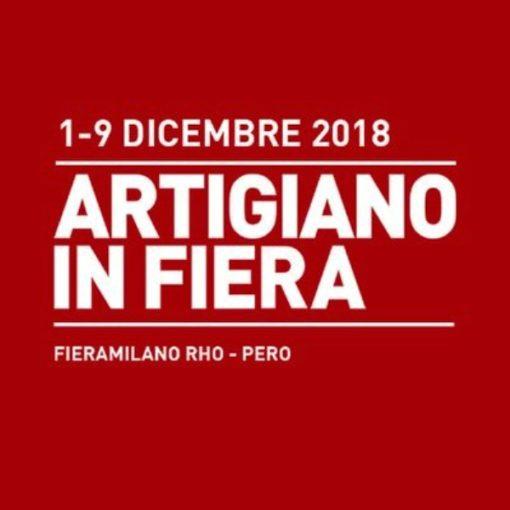 """La Calabria artigiana in mostra a Milano a """"L'artigiano in fiera"""""""