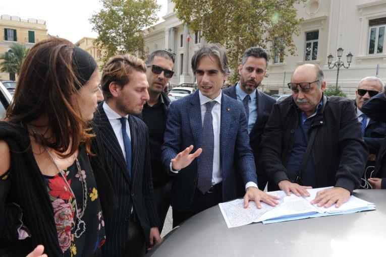 Reggio Calabria: consegnati dal comune i lavori per il rifacimento delle principali vie del centro cittadino