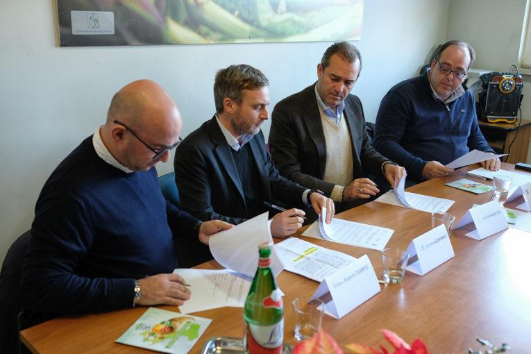 Il CAAN contro lo spreco alimentare, firmato protocollo di intesa con Comune di Napoli e Banco Alimentare