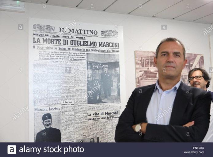 Solidarietà del sindaco De Magistris ai lavoratori del Centro di Stampa di Pascarola del quotidiano IlMattino