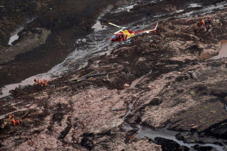Crolla una diga mineraria in Brasile: almeno 7 morti , 200 i dispersi