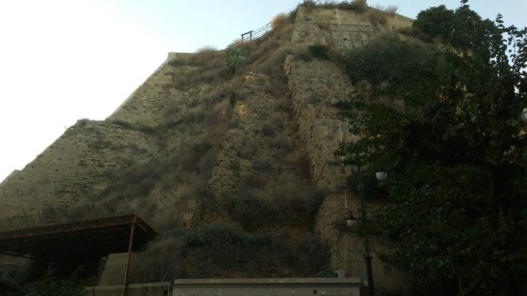 Napoli: da domani ripartono i lavori di sistemazione e riqualificazzione di Monte Echia