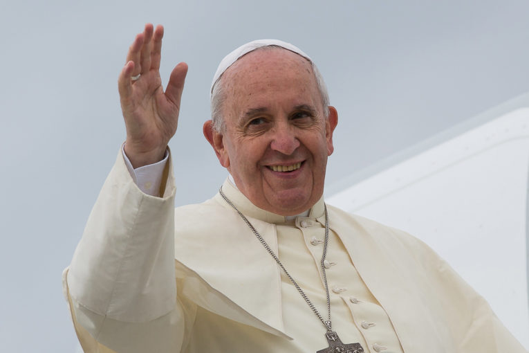 Papa Francesco in visita a Napoli il 21 giugno