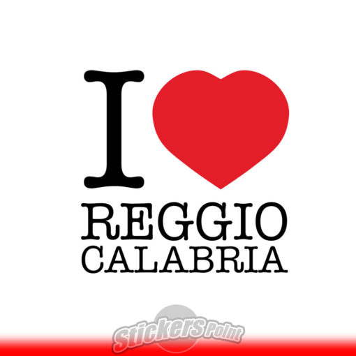 A San Valentino I LOVE RC. Quanto ami Reggio Calabria? Dillo con una foto