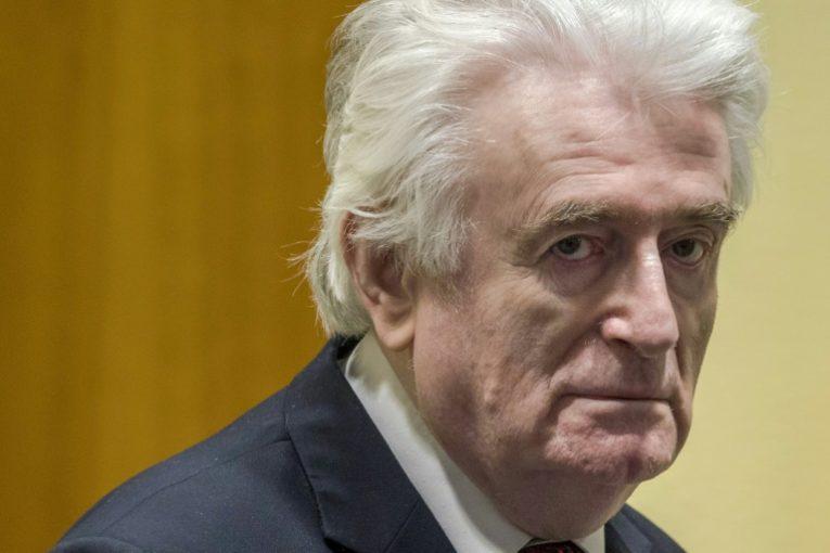 Guerra in Bosnia: Karadzic condannato all'ergastolo in appello