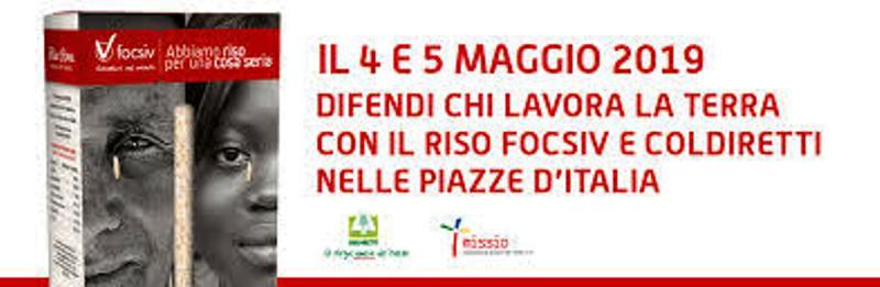 """Anche in Calabria l'iniziativa """"Abbiamo riso per una cosa seria"""", nei mercati di Campagna amica"""
