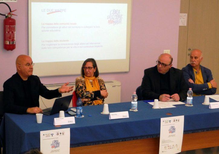 """Anche a Taranto e Statte il progetto """"L'ora di lezione non basta"""""""