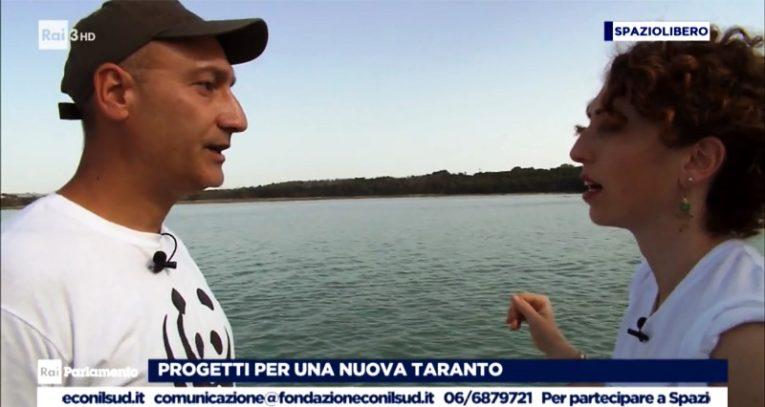 Taranto: il Mar Piccolo approda alla RAI grazie al progetto Eco.Pa.Mar.