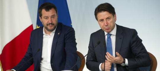 """Il Governo è in crisi, Salvini: """"andiamo subito al voto"""""""