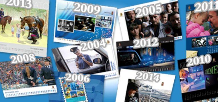 Paolo Pellegrin firma il Calendario Polizia di Stato 2020