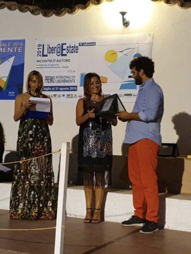 Premio internazionale Liber@mente, menzione speciale a Antonietta Santacroce direttore artistico del Festival d'Autunno
