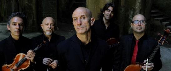 Castrovillari: al teatro Sybaris Peppe Servillo & i Solis String Quartet