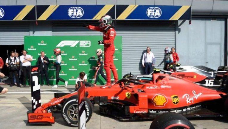 Gran Premio di Monza: trionfa la Ferrari con Charles Leclerc