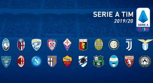 Calcio Serie A: classifica della 4^ giornata