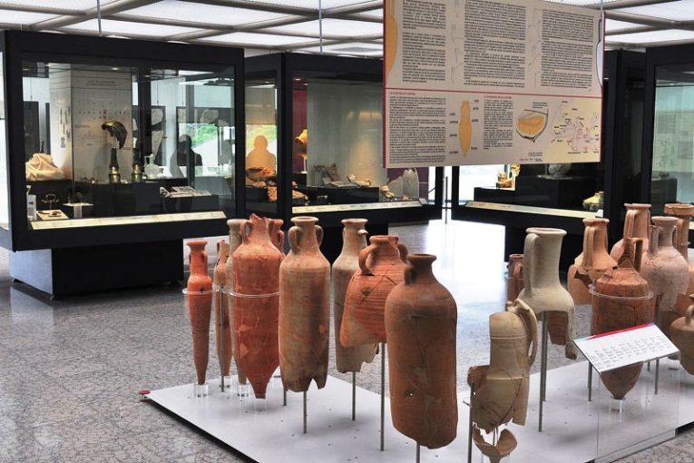 Nuove installazioni nel Museo di Capo Colonna