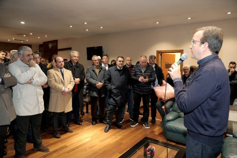 """Mario Occhiuto, candidato alla presidenza della regione  Calabria, lancia la sua sfida: """"Avanti tutta contro la vecchia politica"""""""