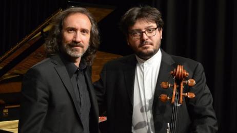 Catanzaro, gli Amici della Musica presentano il duo Roberto Trainini e Cristiano Burato