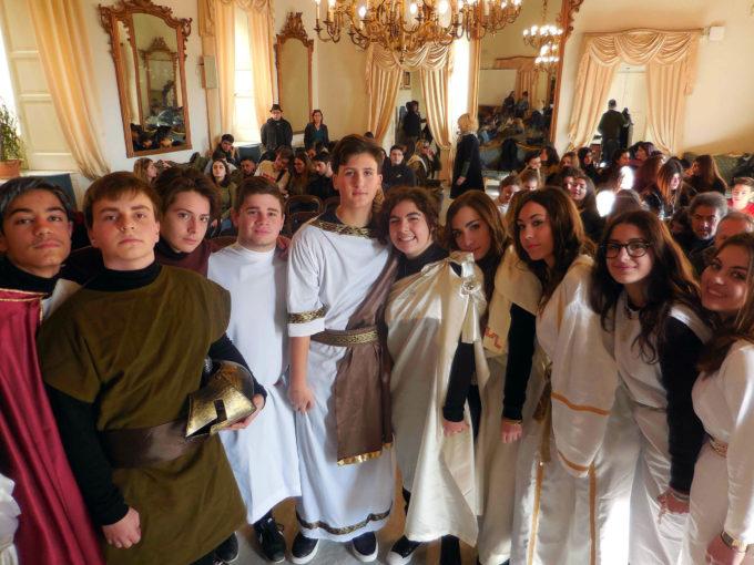 Taranto capitale della lingua greca di Puglia