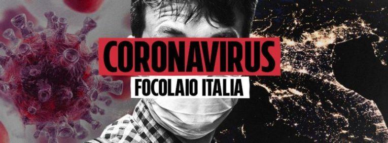 Coronavirus: estese a tutto il territorio nazionale le misure precauzionali