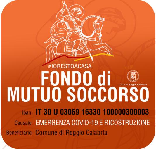 Reggio Calabria: istituito Fondo Mutuo Soccorso