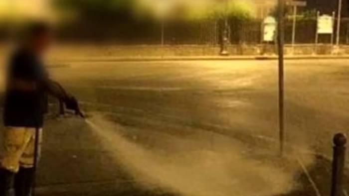 Lecce: Interventi straordinari di pulizia di strade e piazze