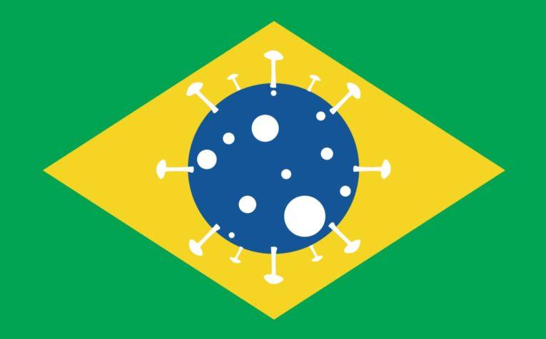 COVID-19: in  Brasile ancora 1349 morti in un giorno, secondo picco consecutivo