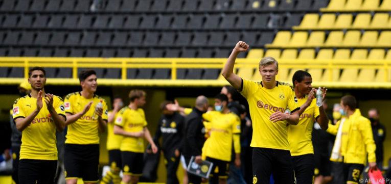 Bundesliga: Dortmund-Bayern, supersfida scudetto a porte chiuse