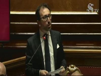 Il Senato respinge le mozioni di sfiducia di Centrodestra e Bonino, maggioranza con Bonafede