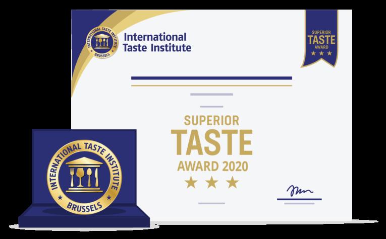 """International Taste Institute: l'azienda napoletana """"Caffè Borbone"""" si aggiudica il premio Superior Taste Award 2020"""