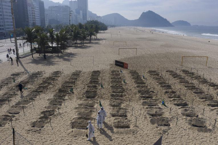 Il Brasile supera il milione di contagi da coronavirus, situazione fuori controllo