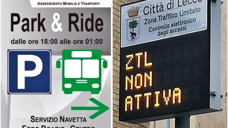 Lecce: il nuovo piano traffico per l'estate