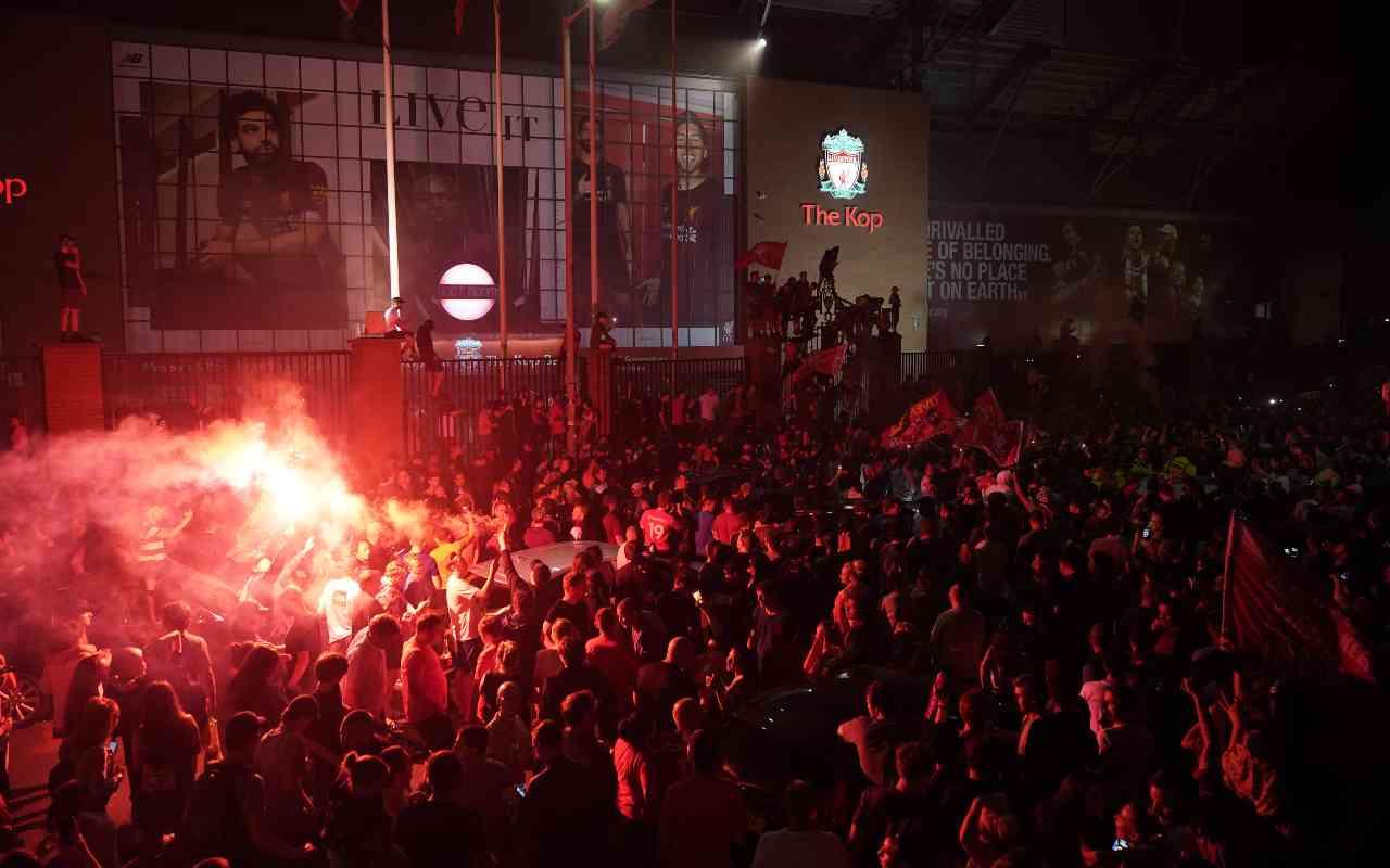 Premier League: Liverpool campione d'Inghilterra dopo un'attesa durata 30 anni