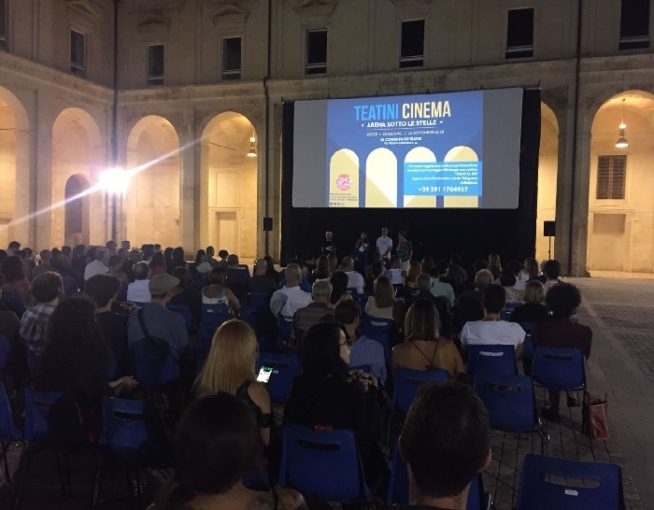 Lecce: riparte stagione estiva di cinema all'aperto. Ricco programma