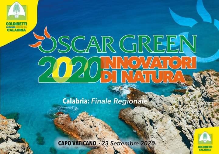 Coldiretti Premio Oscar Green 2020: gran finale regionale a Capo Vaticano,Ricadi (VV)