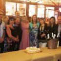 Catanzaro: la prof. Maria Francesca Caravona ha lasciato il servizio attivo, festeggiata dai colleghi