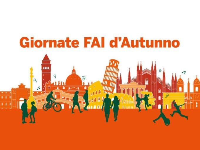 Emergenza COVID-19, annullate le giornate FAI d'Autunno 2020 in provincia di Catania