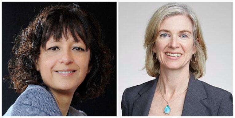 Il Premio Nobel per la Chimica assegnato a Jennifer Doudn e  Emmanuella Charpentier