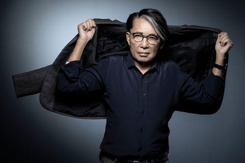 Morto lo stilista giapponese Kenzo, vittima del COVID-19