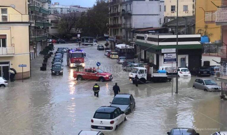Volontari da Puglia in Calabria per le alluvioni