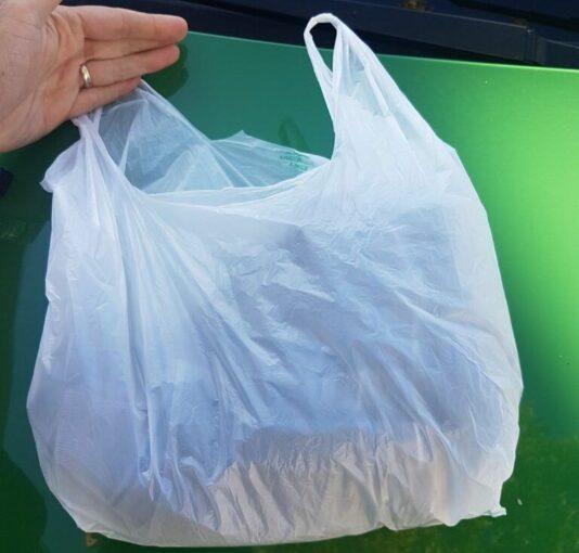 Svolta ecologica a Shanghai: vietati i sacchetti di plastica in tutti i negozi il 1 ° gennaio