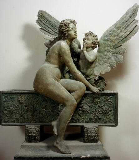 """Bari: parte il restauro nella Pinacoteca metropolitana dell'opera """"L'annuciazione dell'amore"""" di Filippo Cifariello finanziato da Coop Alleanza 3.0"""