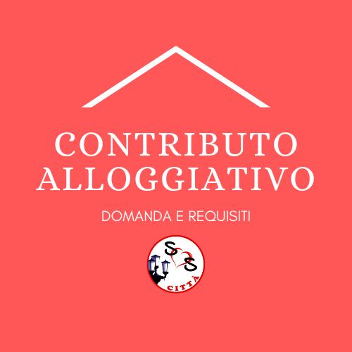 Bari: contributo alloggiativo 2020: prorogato al 12 gennaio il termine per la presentazione delle domande